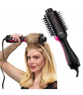 Perie pentru uscare și volum păr 2 în 1 ONE STEP
