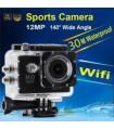 CAMERA ACTIUNE Wifi SPORT 30/FPS , ULTRA HD 1080P, 12 MPX,WaterProof
